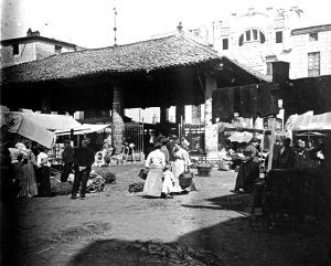 mercat porxada